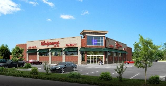 2012 freestanding walgreens - Walgreens Garden City